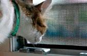 Москитная сетка для животных - Pet Screen