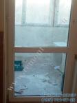 Ремонт деревянной и лпатсиковой балконной двери