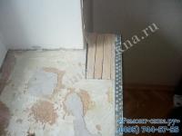 ремонт пластикового подоконника
