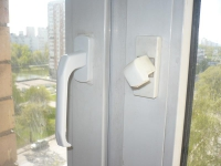 Сломалась ручка пластикового окна