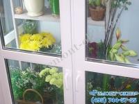 холодильник под цветы
