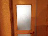 Замена разбитого стекла в межкомнатной двери