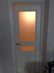 Замена разбитого стекла в двери