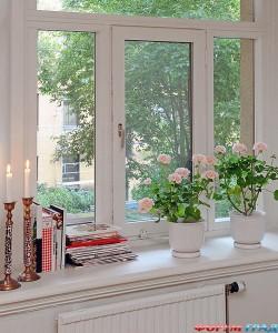 Как правильно обустроить окна в доме