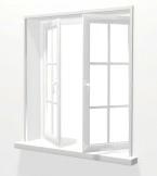 Насколько безвредные и экологически чистые окна ПВХ
