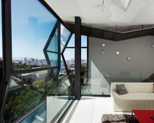 Необычные окна в доме